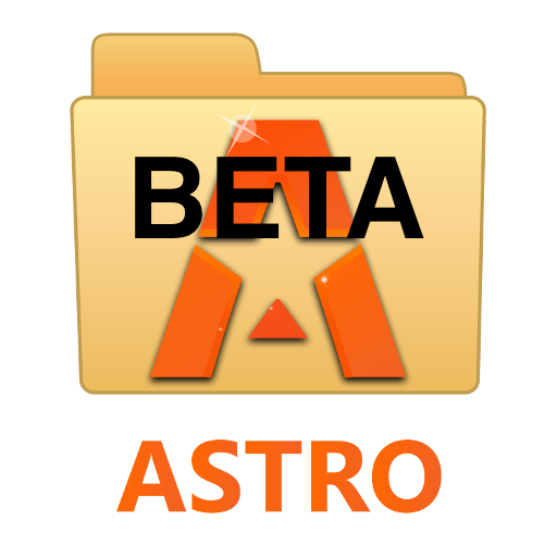 ASTRO File Manager BETA (Unreleased) file APK Free for PC, smart TV Download