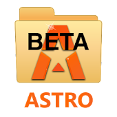ASTRO File Manager BETA (Unreleased)