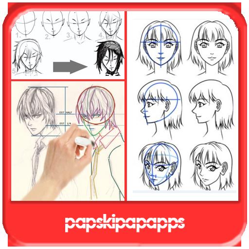 Anime Drawing Tutorials