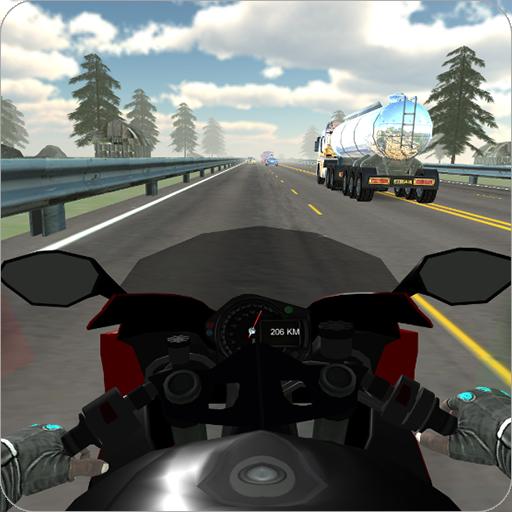 Moto Heavy Racer: Bike Racing Stunts
