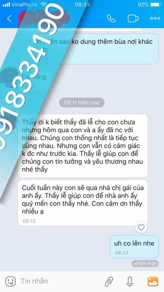 Đàm Vĩnh Hưng khẳng định không bỏ bùa ngải Phương Thanh