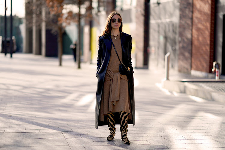 Trending at LFW 2020: brown is the new black.