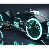 Light Cycle Racer     - Tron
