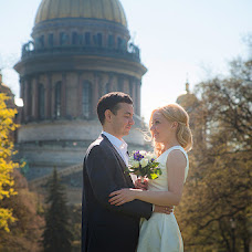 Wedding photographer Lida Demchenko (noraneko). Photo of 14.10.2016