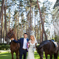 Wedding photographer Volodimir Martinyuk (Martynoff). Photo of 30.05.2016