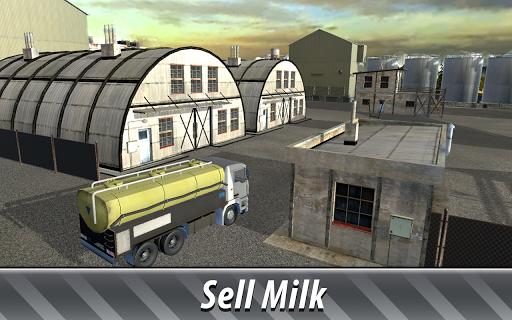 ud83dude9c Euro Farm Simulator: ud83dudc02 Cows 2.3 screenshots 4