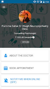 Purnima Sahai's M Clinic- screenshot thumbnail