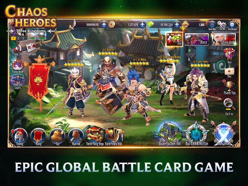 Chaos Heroes: Three Kingdoms