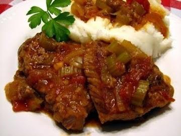 Mum's Swiss Steak Recipe