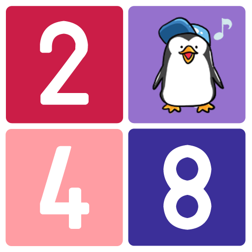 2048 Penguin Town (game)
