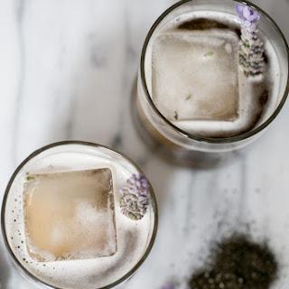 Earl Grey Tea Cocktail.