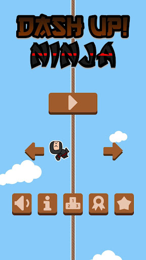 Dash Dash Ninja