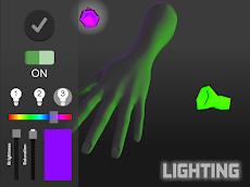 Hand Draw 3D Pose Tool FREEのおすすめ画像4