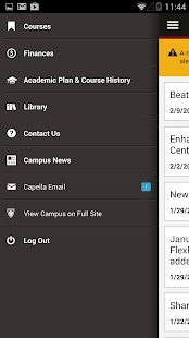 Capella Mobile- screenshot thumbnail