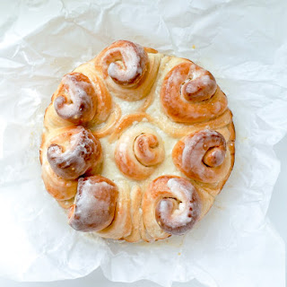 Lemon Sweet Rolls