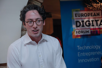 Photo: Guy Levin, co-author of the United Kingdom Startup Manifesto and executive director of Coadec
