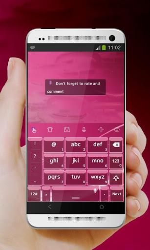 無料个人化AppのピンクラインPinku rain TouchPal|記事Game