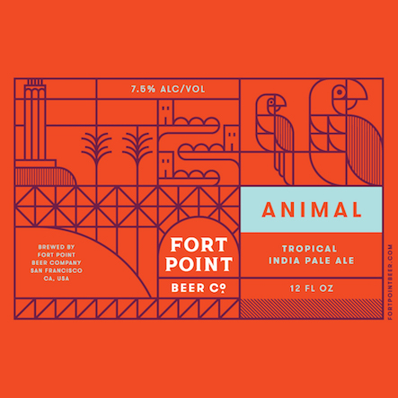 Logo of Fort Point Animal