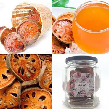 木敦果茶 (Bael FruitTea)🍊