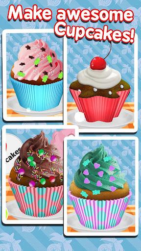 Cupcake Pastry Dessert Maker