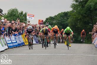 Photo: 25-06-2017: Wielrennen: NK weg elite: MontferlandRamon Sinkeldam (Team Sunweb) wint NK Elite voor Wouter Wippert (Cannondale Drapac Pro CT) en Dylan Groenewegen (Lotto NL Jumbo)