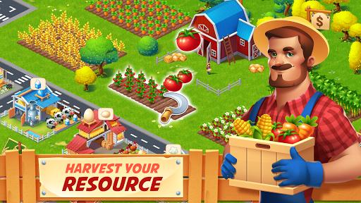 Farm City : Farming & City Island screenshots 16