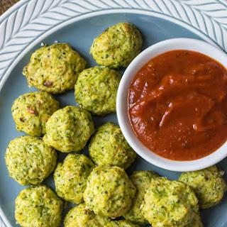 Simple Cauliflower Broccoli Tots