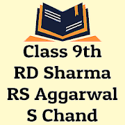 RD Sharma ,RS Aggarwal , S Chand Class 9 Solutions