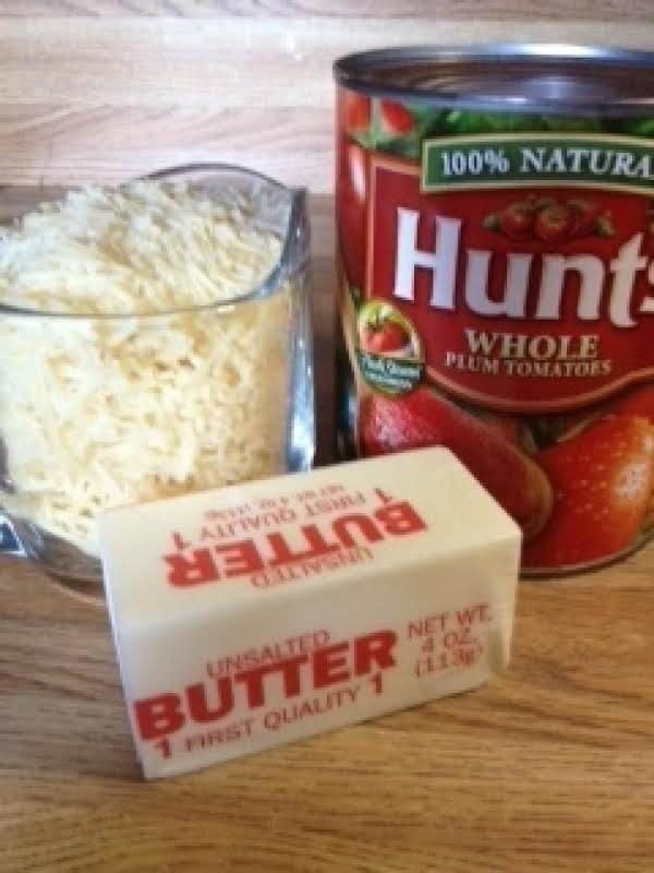 Broiled Parmesan Tomatoes Recipe