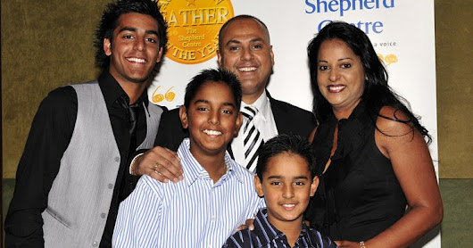 The Shepherd Centre celebrates the Australian Father of the Year Awards 2009