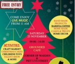 Grounded Christmas Market : Grounded