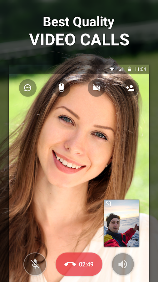 ICQ - Free video calls & chat- screenshot