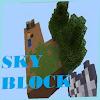 Map Sky Block  For MinecraftPE APK