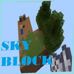 Map Sky Block For MinecraftPE AndroidApps Auf Google Play - Minecraft skyblock kostenlos spielen ohne download