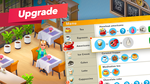 My Cafe u2014 Restaurant game apkdebit screenshots 4