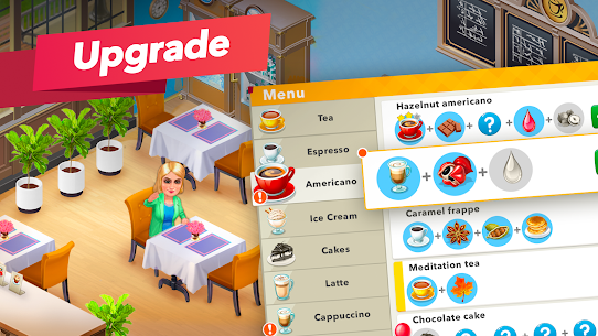 My Cafe Recipes & Stories Mod Apk 2020.7.1 (Unlimited Coins) 4