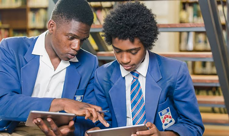 Mobile-first, personalized math practice for learners in South Africa and Nigeria