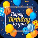Birthday Invitation Maker : Invitation Card Maker icon