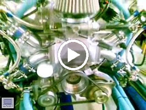 Video: X4v2 Prototype Engine running at 1,500rpm.