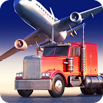 Airport Vehicle Simulator Icon