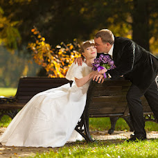 Wedding photographer Oleg Vinnik (Vistar). Photo of 02.11.2013