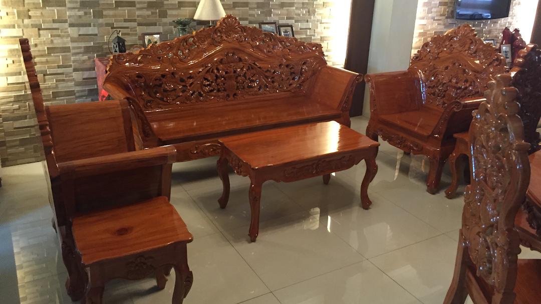 Al Chiqui Solid Narra Furnitures