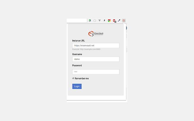 EisenVault Plugin for Gmail