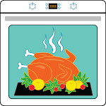Блюда в духовке Icon