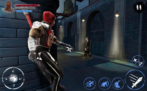 Ninja Assassin warrior battle: New Stealth Game 1.2.0 screenshots 5