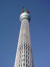 Photo: 2010年12月15日 伸びる  東京スカイツリー 現在514m まだまだ伸びる!
