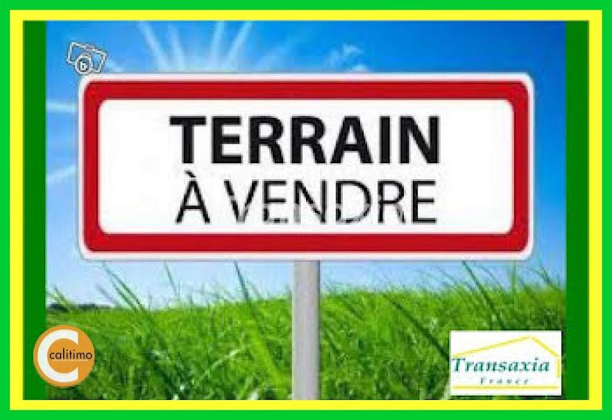 Vente terrain  1057 m² à Thésée (41140), 26 000 €