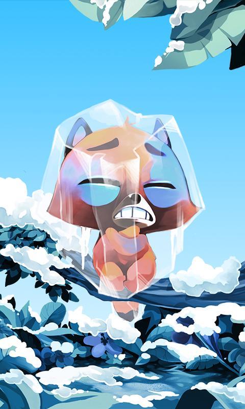 Скриншот Maki Weather Wallpaper Free