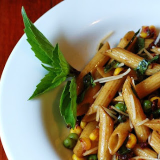 Tuscan Penne Pasta Salad.