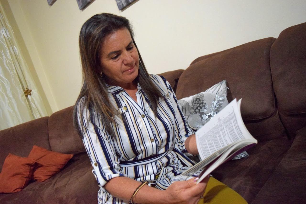 PERFILES:  ANNABELLE CHAVES, LA BIBLIOTECÓLOGA QUE ELIGIÓ SER UNA AGENTE DE CAMBIO